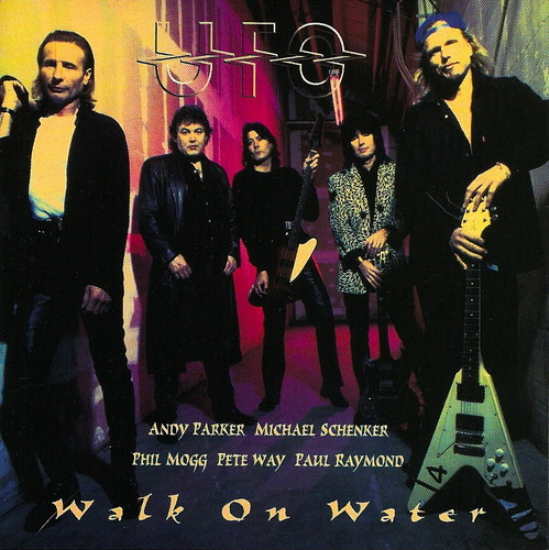 First Additional product image for - UFO Walk On Water (1998) 320 Kbps MP3 ALBUM