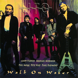 UFO Walk On Water (1998) 320 Kbps MP3 ALBUM | Music | Rock