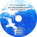 Don't Offend the Grace of God (MP3) | Audio Books | Religion and Spirituality
