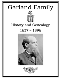 garland family history and genealogy