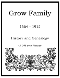 Grow Family History and Genealogy | eBooks | History