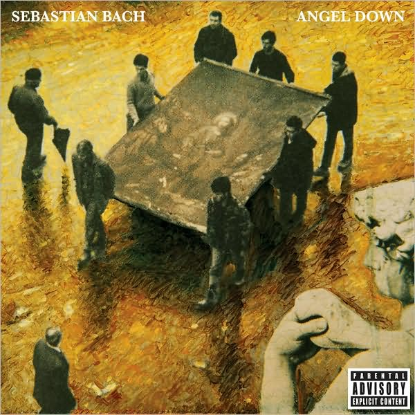 First Additional product image for - SEBASTIAN BACH Angel Down (2007) 320 Kbps MP3 ALBUM