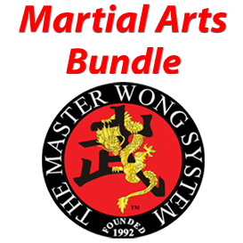 martial arts training bundle