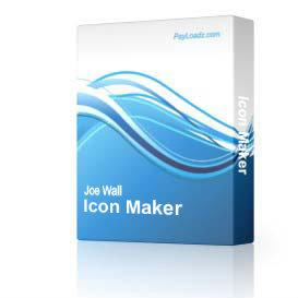 Icon Maker | Software | Design