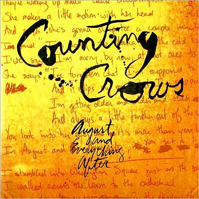 First Additional product image for - COUNTING CROWS August And Everything After (1993) 320 Kbps MP3 ALBUM