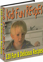 Halloween Fun Kid Recipes