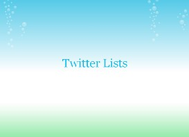 Twitter List Secrets | Movies and Videos | Educational