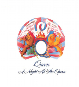 QUEEN A Night At The Opera (1991) (RMST) (2 BONUS TRACKS) 320 Kbps MP3 ALBUM | Music | Rock