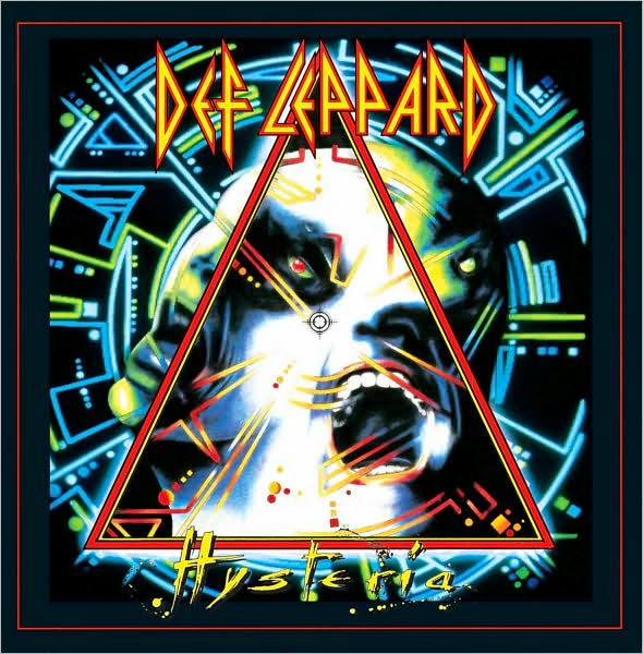 First Additional product image for - DEF LEPPARD Hysteria (1987) 320 Kbps MP3 ALBUM