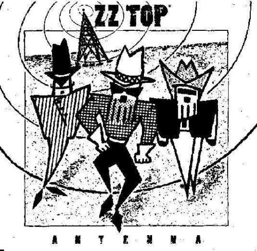 First Additional product image for - ZZ TOP Antenna (1994) 320 Kbps MP3 ALBUM