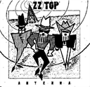 ZZ TOP Antenna (1994) 320 Kbps MP3 ALBUM | Music | Rock