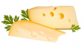 Vectorlib RF (Standard License): Cheese with parsley