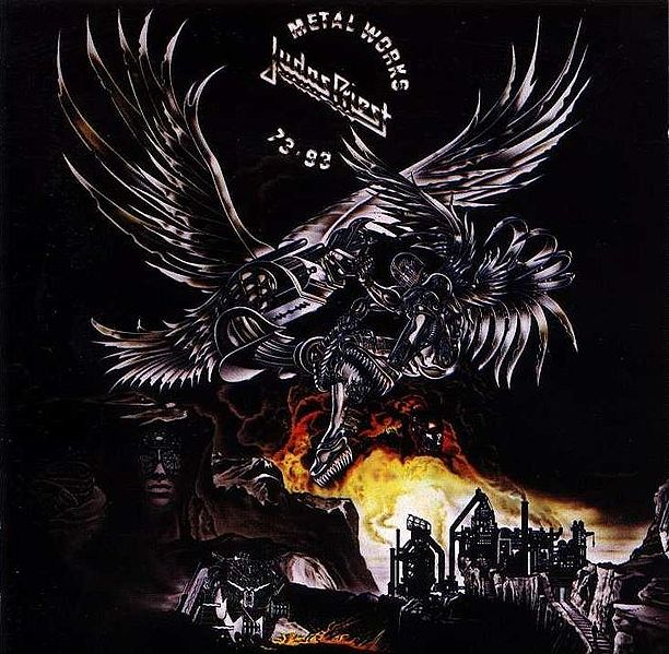 First Additional product image for - JUDAS PRIEST Metal Works 1973-1993 (1993) (32 TRACKS) 320 Kbps MP3 ALBUM