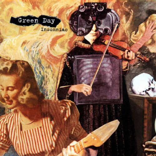 First Additional product image for - GREEN DAY Insomniac (1995) 320 Kbps MP3 ALBUM