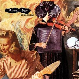 green day insomniac (1995) 320 kbps mp3 album