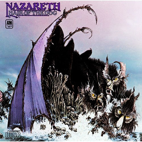 First Additional product image for - NAZARETH Hair Of The Dog (1975) 320 Kbps MP3 ALBUM