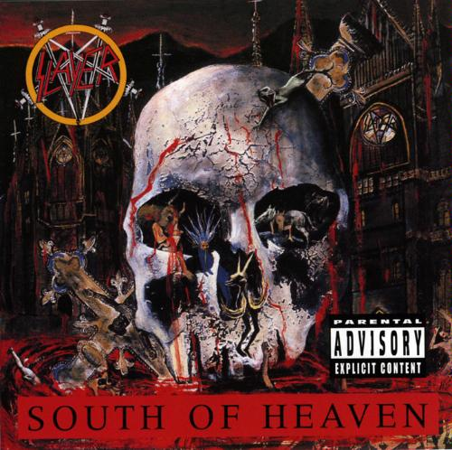 First Additional product image for - SLAYER South Of Heaven (1988) (DEF JAM) 320 Kbps MP3 ALBUM