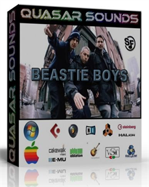 beastie boys drum kit - soundfonts sf2