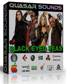 black eyed peas drum kit - soundfonts sf2