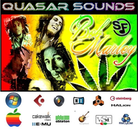 Bob Marley Kit - Soundfonts  Sf2 | Music | Soundbanks