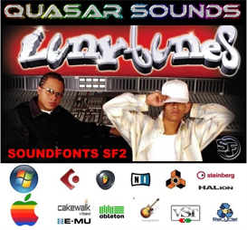 Luny Tunes Kit - Soundfonts Sf2 | Music | Soundbanks