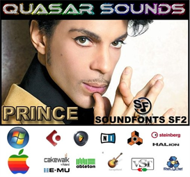 Prince Kit - Soundfonts Sf2 | Music | Soundbanks