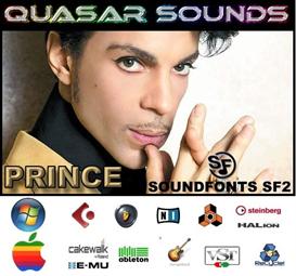 Prince Kit - Soundfonts Sf2   Music   Soundbanks