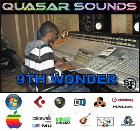 9th Wonder Kit - Soundfonts Sf2 | Music | Soundbanks