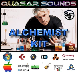 Alchemist Kit - Soundfonts Sf2 | Music | Soundbanks