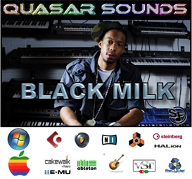 Black Milk Kit - Soundfonts Sf2 | Music | Soundbanks