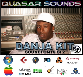 Danja Kit - Soundfonts Sf2 | Music | Soundbanks