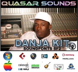 Danja Kit - Soundfonts Sf2 | Music | Soundbanks