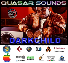 DARKCHILD Rodney Jerkins KIT - SOUNDFONTS SF2 | Music | Soundbanks
