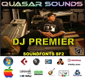 Dj Premier Kit - Soundfonts Sf2 | Music | Soundbanks