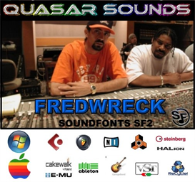 Fredwreck Kit - Soundfonts Sf2 | Music | Soundbanks
