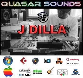 J Dilla Kit - Soundfonts Sf2 | Music | Soundbanks