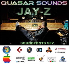 Jay-Z Kit - Soundfonts Sf2 | Music | Soundbanks