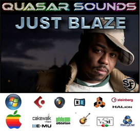 Just Blaze Kit - Soundfonts  Sf2 | Music | Soundbanks