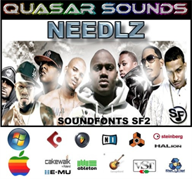 Needlz Kit - Soundfonts Sf2 | Music | Soundbanks