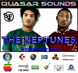 Neptunes Kit - Soundfonts Sf2 | Music | Soundbanks
