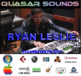 Ryan Leslie Kit - Soundfonts Sf2 | Music | Soundbanks