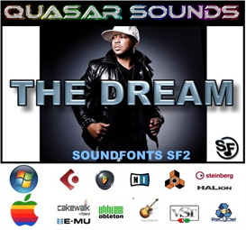 The Dream Kit - Soundfonts Sf2 | Music | Rap and Hip-Hop