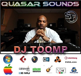 Dj Toomp Kit - Soundfonts Sf2 | Music | Soundbanks
