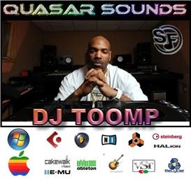 dj toomp kit - soundfonts sf2
