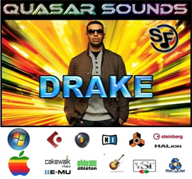 Drake Kit - Soundfonts Sf2 | Music | Soundbanks