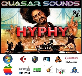 Hyphy Drum Kit - Soundfonts Sf2 | Music | Soundbanks