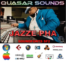 Jazze Pha Kit - Soundfonts Sf2 | Music | Soundbanks