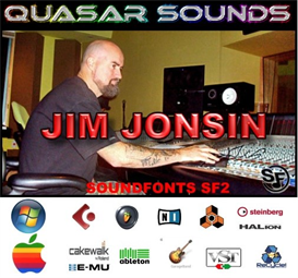 Jim Jonsin Kit - Soundfonts Sf2 | Music | Soundbanks