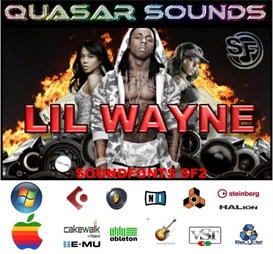 Lil Wayne Kit - Soundfonts Sf2 | Music | Soundbanks