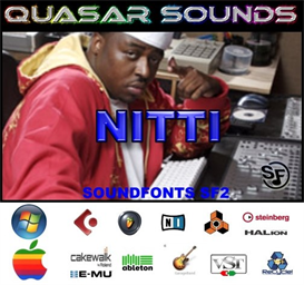 Nitti Kit - Soundfonts Sf2 | Music | Soundbanks